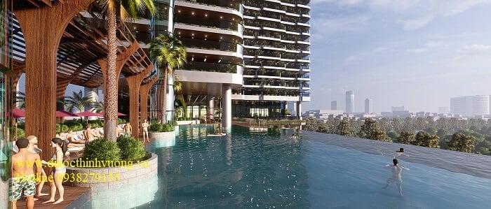 Tiện ích đẳng cấp Resort 5* của Sunshine Horizon Quận 4 TP Hồ Chí Minh