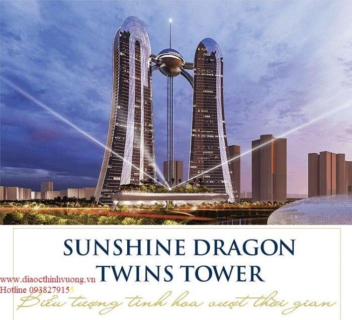 Công trình sẽ là biểu tượng trong tương lai của Sunshine