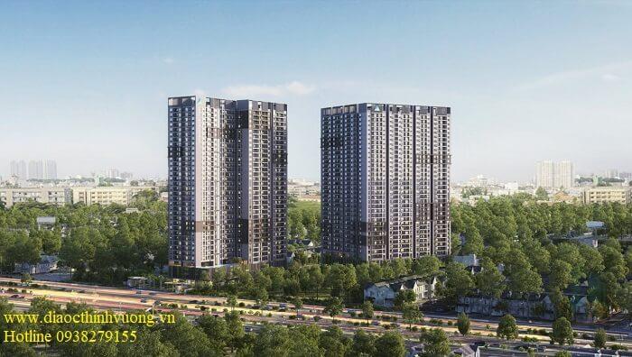 Căn hộ cao cấp Opal Boulevard mặt tiền Phạm Văn Đồng