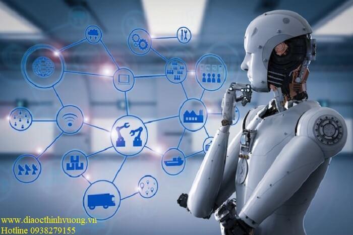 Các Robot thông minh sẽ được dùng rất nhiều trong thời đại công nghệ 4.0