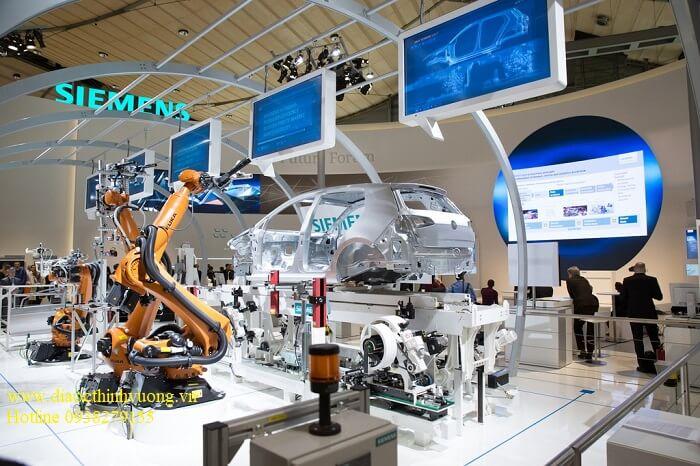 Công nghệ 4.0 ảnh hưởng vào tất cả ngành nghề trong tương lai