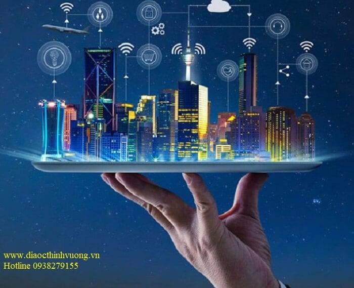 Tất cả thông tin đều trên bàn tay của bạn với thời công nghệ 4.0