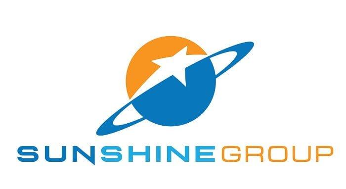 Logo tập đoàn Sunshine Group