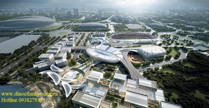 Phân khu 1 của Saigon Sports City