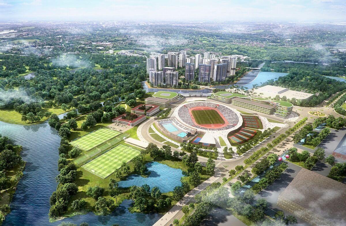 Dự án Saigon Sports City Quận 2
