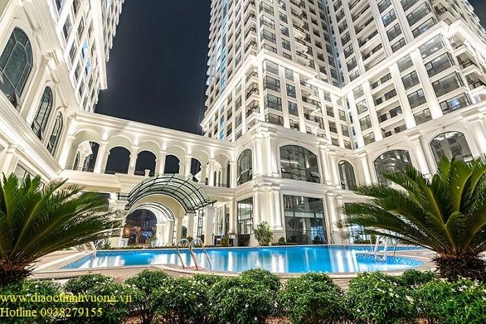 Căn hộ cao cấp Sunshine Riverside ở Hà Nội đã bàn giao cho khách