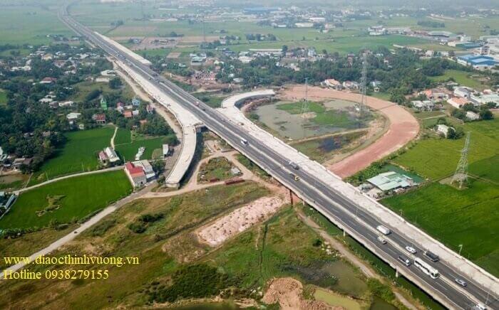 Nơi giao với Cao tốc TP HCM - Trung Lương