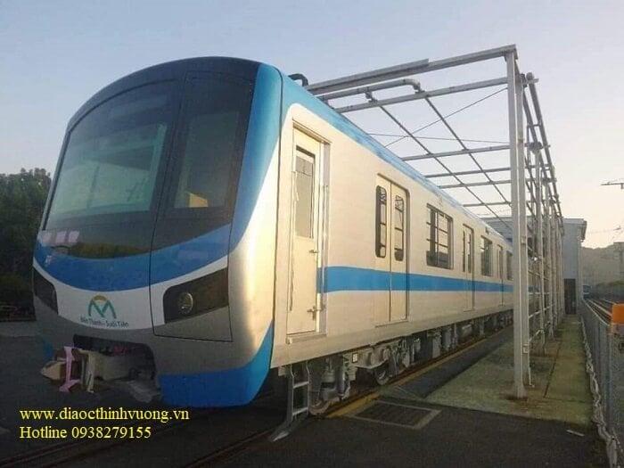 Hình ảnh bên ngoài của Metro Việt Nam
