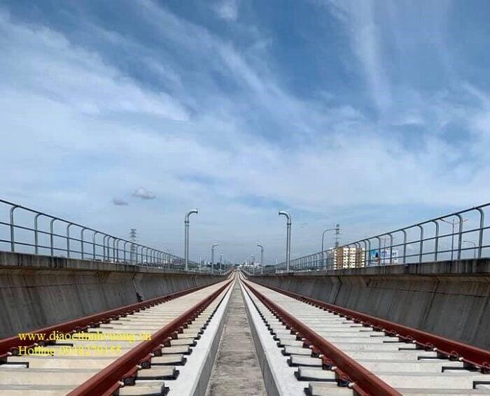 Tiến độ tuyến Metro số 1 Bến Thành - Suối Tiên