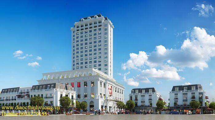 Khách sạn Vinpearl và TTTM Vincom ngay TP Tây Ninh