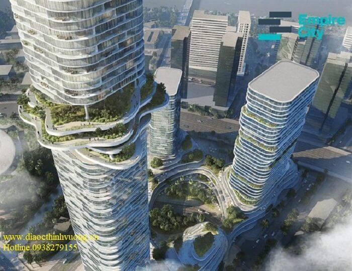 Thiết kế dự án Empire City