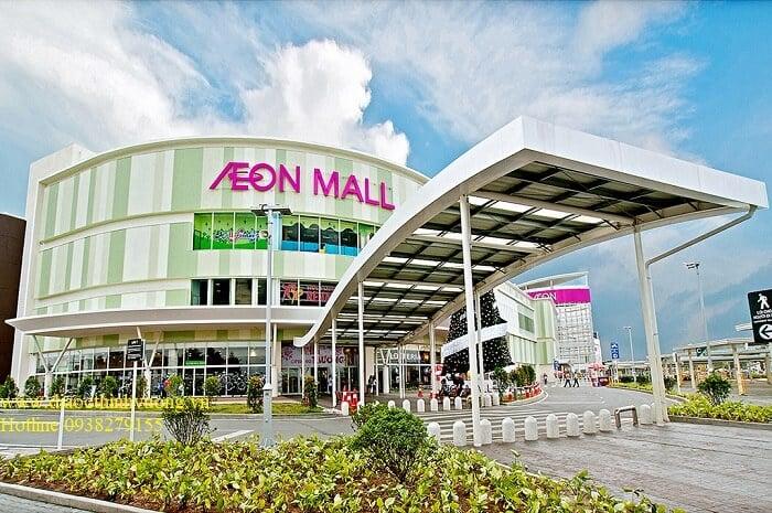 TTTM Aeon Mall Bình Dương