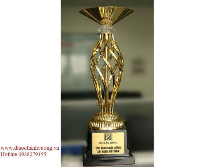 Một trong số các giải thưởng danh giá mà Coteccons đã được trao tặng