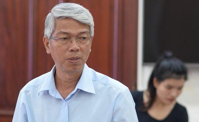 Ông Võ Văn Hoan, Phó chủ tịch UBND TP.HCM