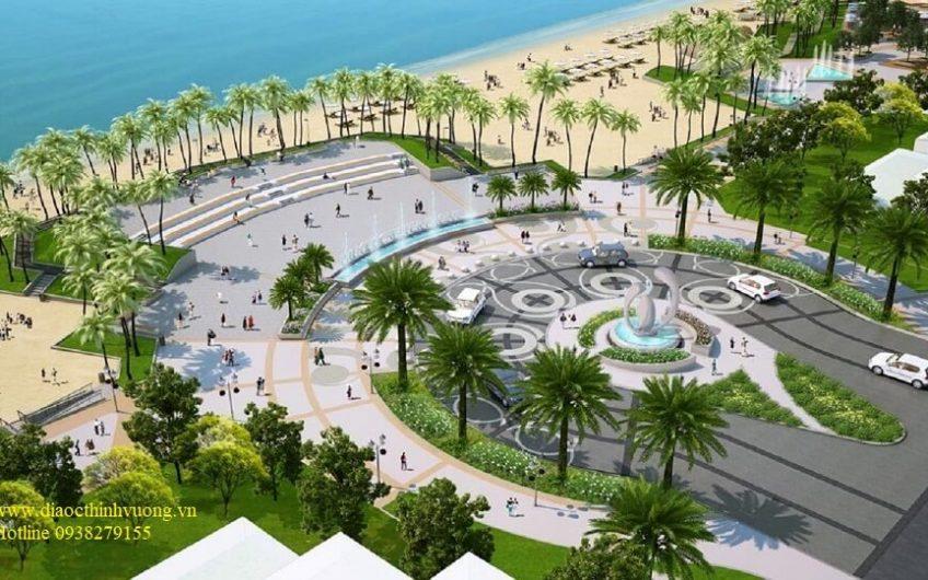 Công viên ven biển tại dự án Ray De Manor