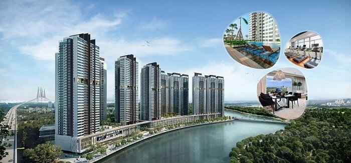 Dự án Riviera Point của công ty TNHH Keppel Land Việt Nam