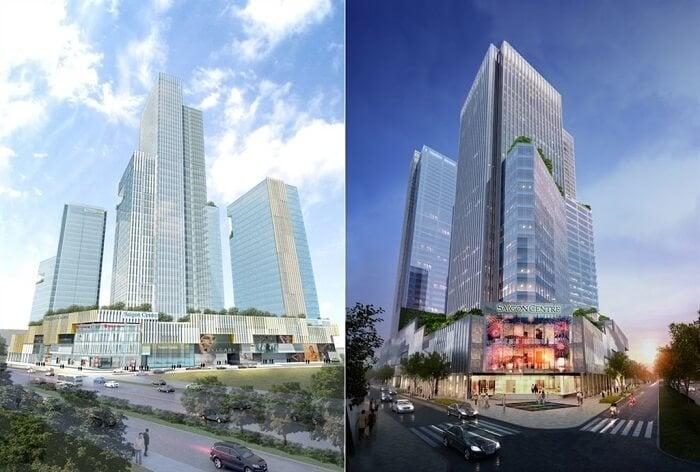Sài Gòn Centre - Nơi nghỉ dưỡng đỉnh cao