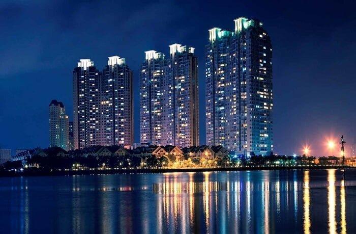 """Saigon Pearl - """"Viên ngọc xanh"""" nằm ngay trung tâm thành phố Hồ Chí Minh"""