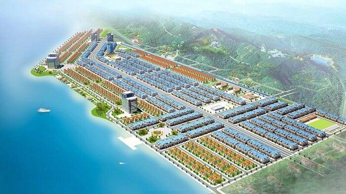 Dự án khu đô thị mới Phương Đông Vân Đồn