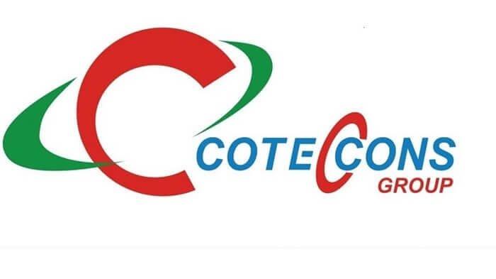 Logo tập đoàn xây dựng Coteccons Group