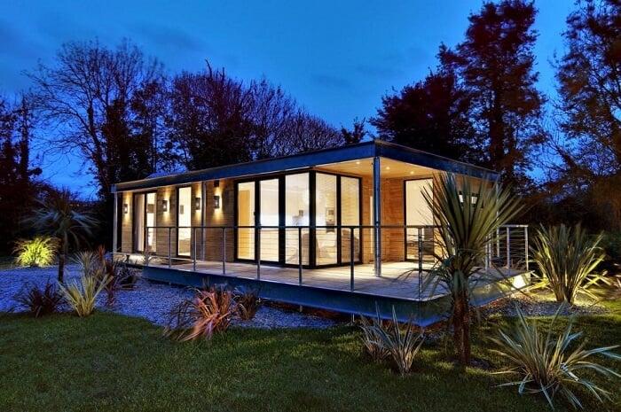 Nhà thép tiền chế thân thiện với môi trường hơn nhà bê tông truyền thống