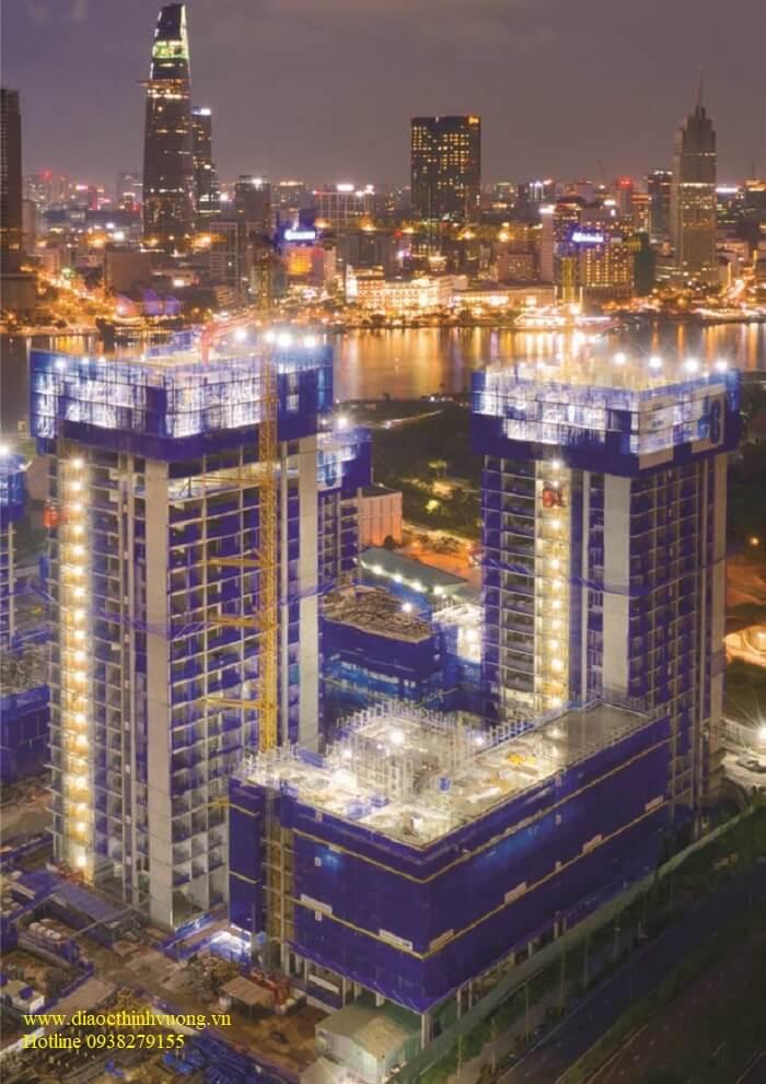 Tháp MU4 trong dự án Empire City