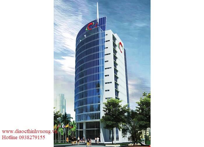 Tòa nhà trụ sở của Coteccons Group