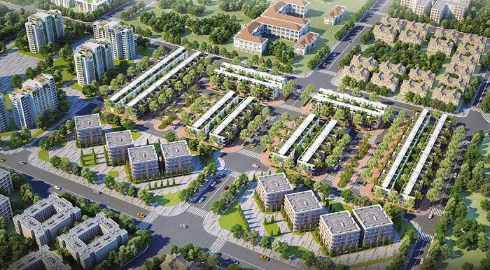 Dự án An Phú New City - Quận 2