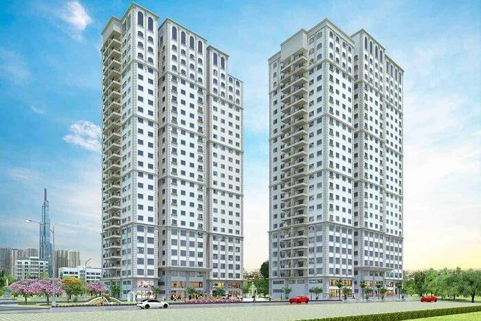 Dự án Paris Hoàng Kim - Quận 2