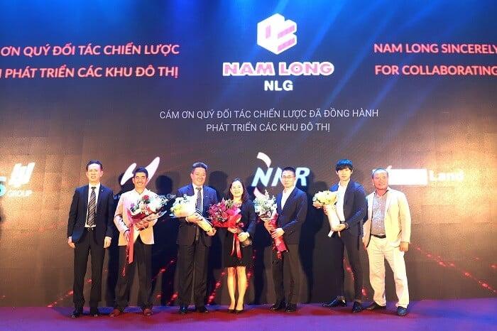 Nam Long Group - nhà phát triển bất động sản hàng đầu