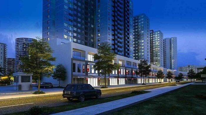 Môi trường sống hiện đại tại khu đô thị của Nam Long