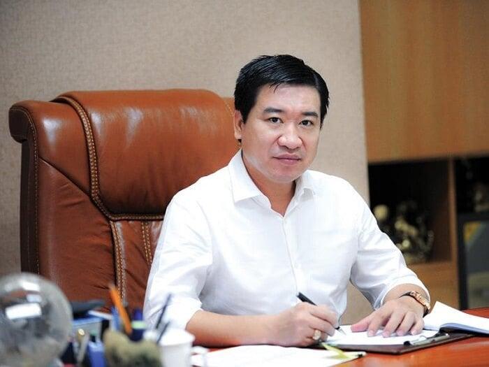 Ông Nguyễn Đình Trung - Chủ tịch HĐQT của tập đoàn Hưng Thịnh