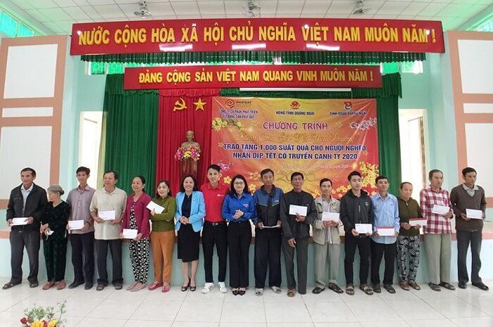 Phát Đạt đồng hành cùng nhiều hoạt động thiện nguyện vì cộng đồng