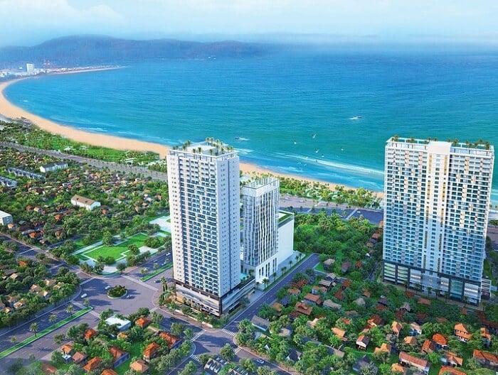 Một dự án có view biển của tập đoàn Hưng Thịnh