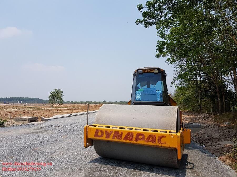Tiến độ dự án khu tái định cư Sài Gòn Safari