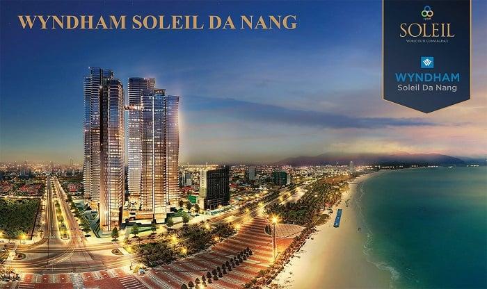 Dự án Wyndham Soleil Ánh Dương được xây dựng bởi Hòa Bình