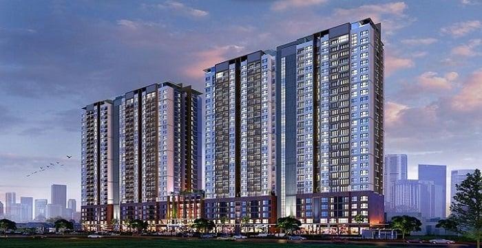 Các dự án căn hộ cao cấp được mọc lên ngày càng nhiều mang đến vô vàn các tiện ích, dịch vụ cho Khu Đông