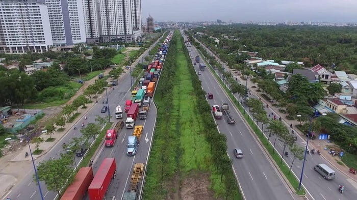 Đại lộ Mai Chí Thọ