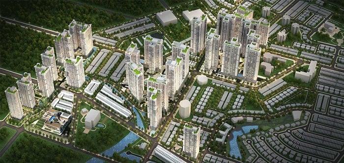 Dự án Raemian City