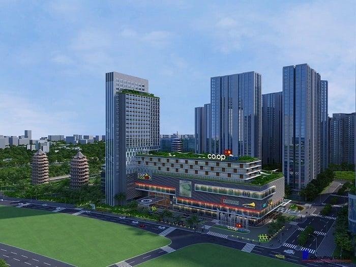 Dự án Saigon Co.op An Phú
