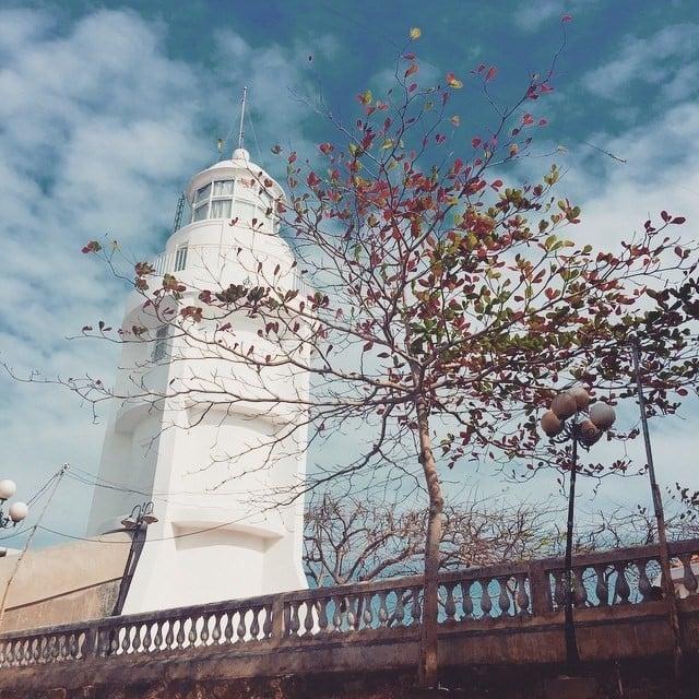 Đến với Vũng Tàu bạn sẽ được ngắm nhìn ngọn hải đăng cổ xưa nhất Đông Nam Á