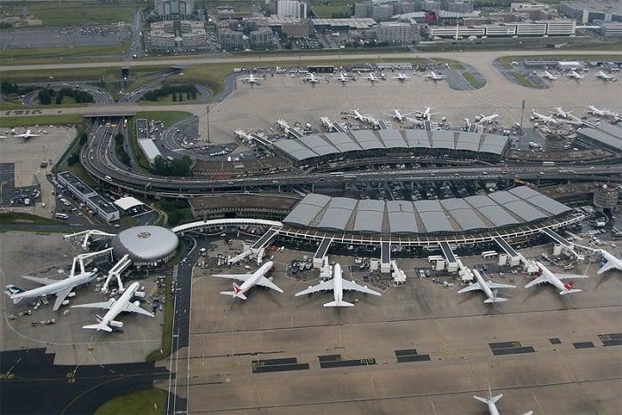 Sân bay Paris-Charles-de-Gaulle (Pháp) nơi hội tụ hàng loạt các tiện ích sang chảnh