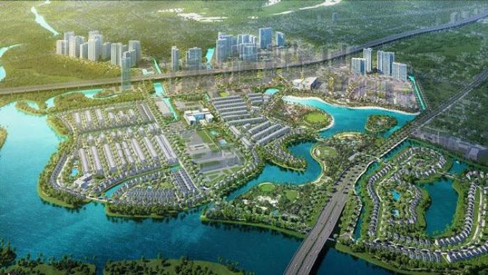 Dự án đại đô thị Vinhome Grand Park