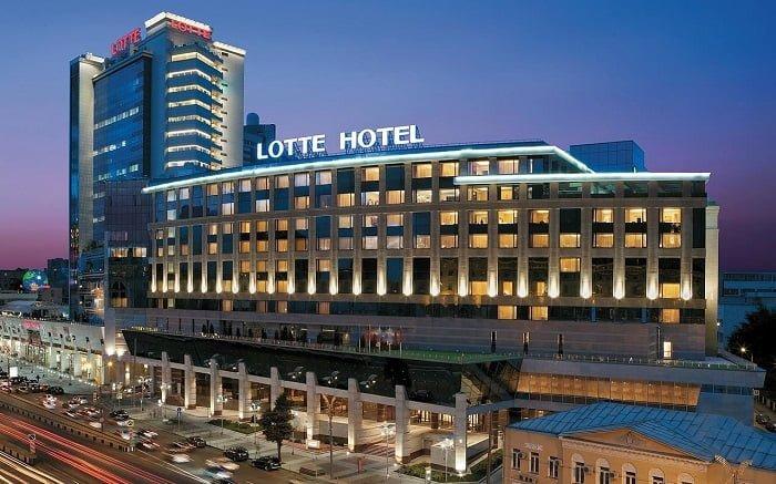 Siêu thị Lotte Mall Hà Nội được thiết kế bởi Junglim Việt Nam