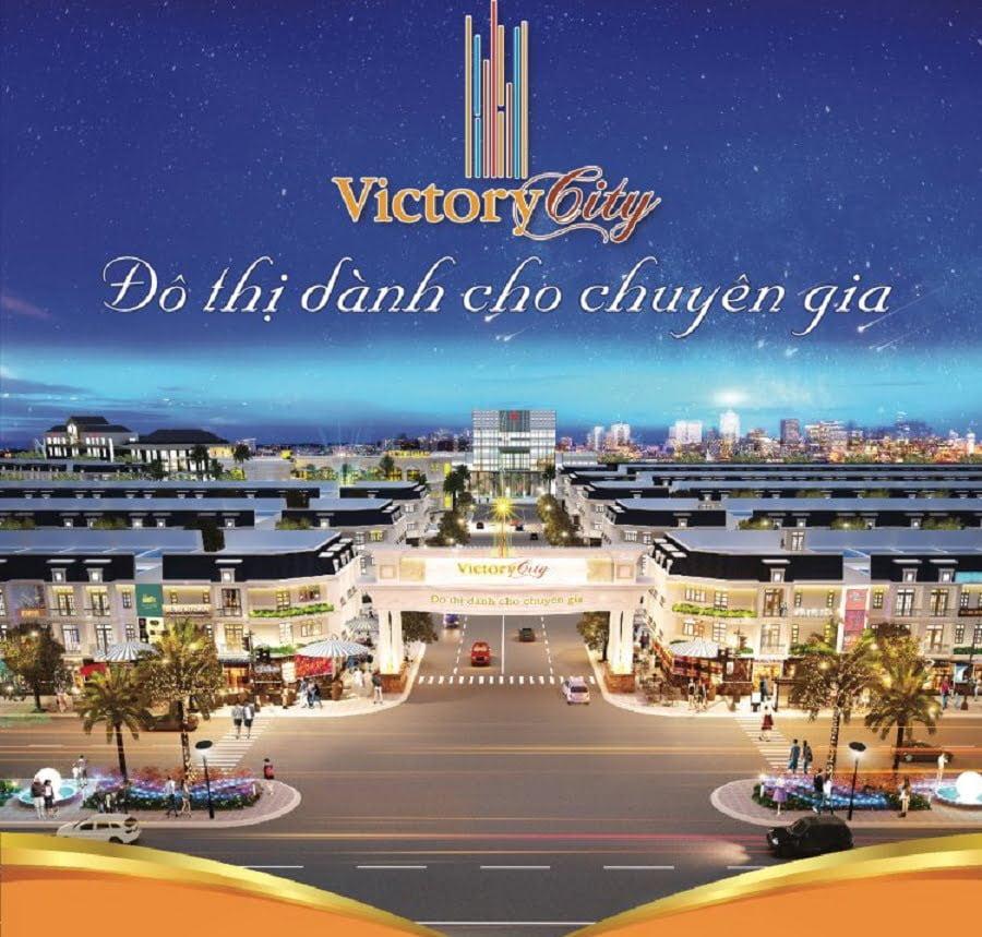 Chào mừng bạn đến với dự án Victory City