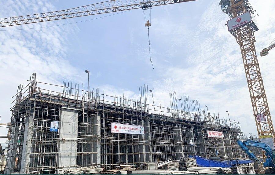 Cập nhật tiến độ căn hộ Dlusso Quận 2 tháng 6/2020
