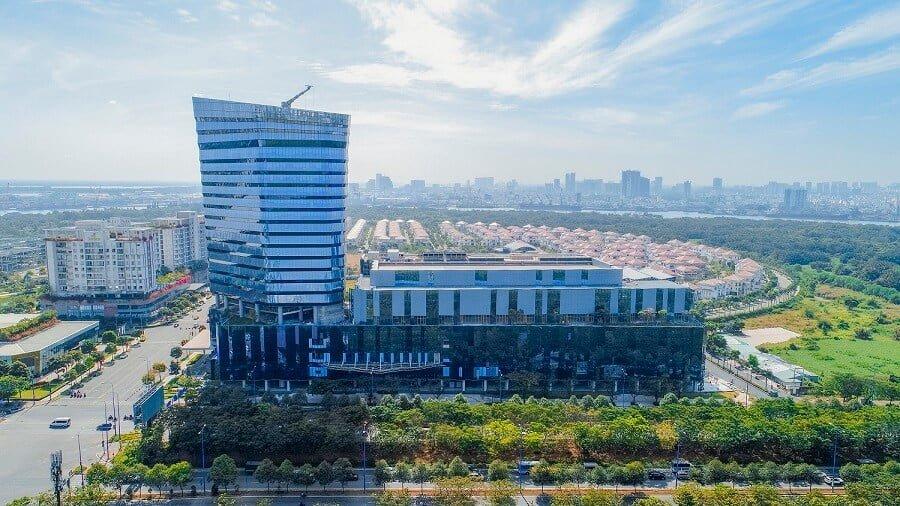 Trung tâm thương mại Socar Mall