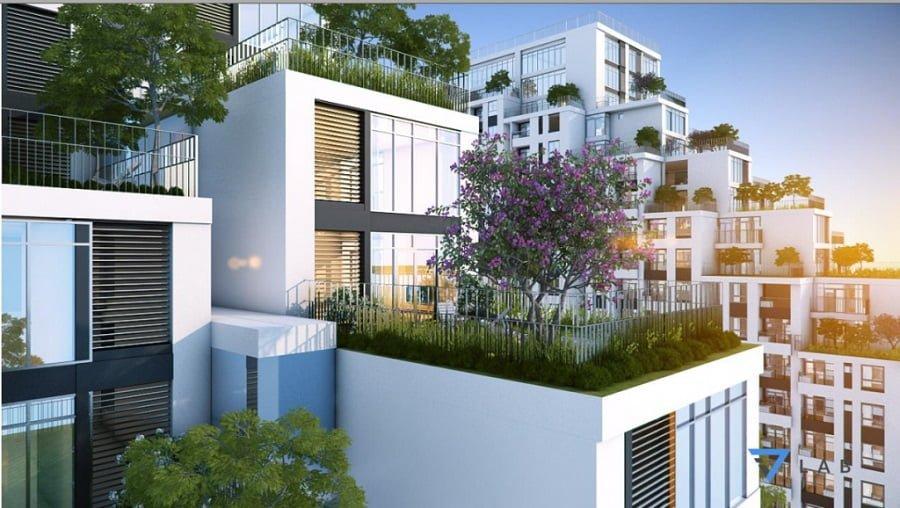 Căn hộ Lux Garden do Green Design thiết kế