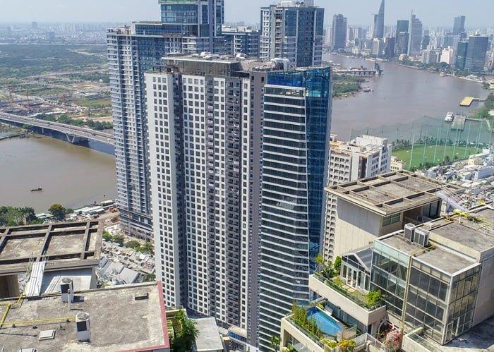Căn hộ Opal Tower SSG Group được Central xây dựng