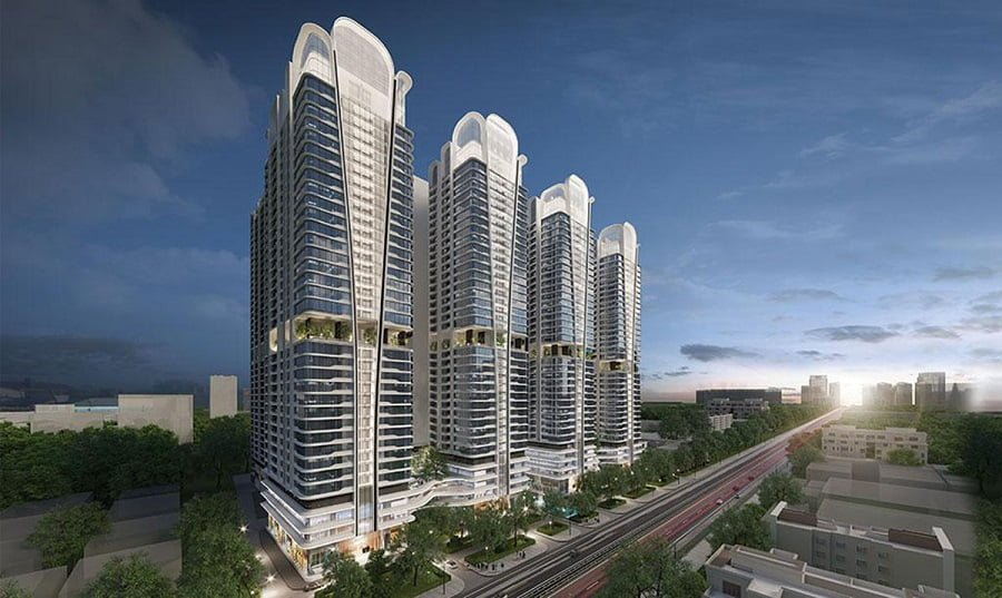 Dự án căn hộ Astral City Bình Dương